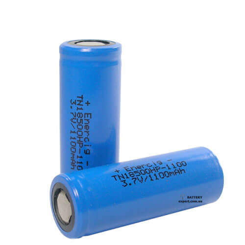 Keeppower2000mAh, 3.7V, Li-ion