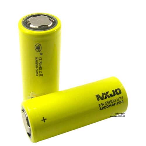 MXJO4200mAh, 3.6v, Li-ion