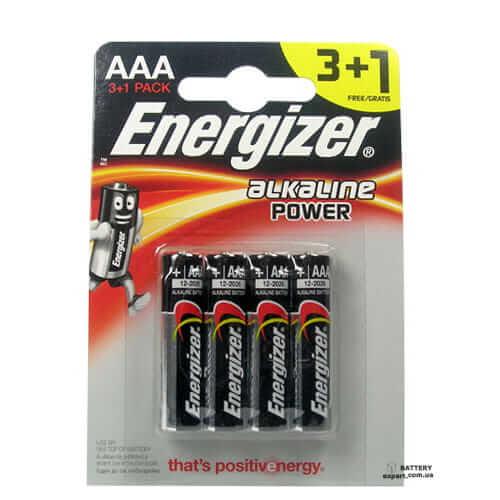 Energizer1.5v, Alkaline