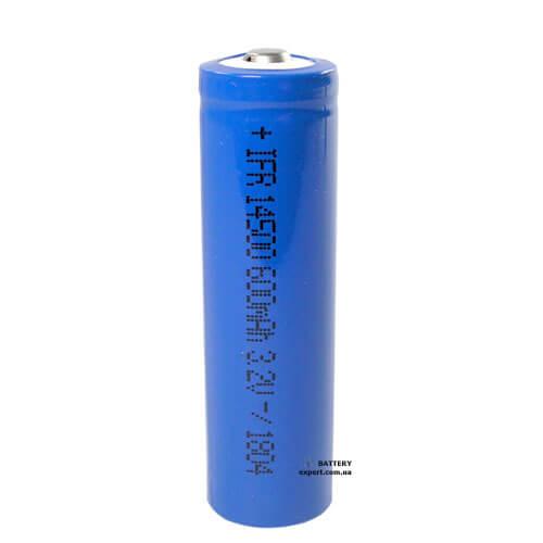 CTECHI600mAh, 3.2v, LiFePO4
