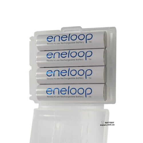 Panasonic Eneloop800mAh, 1.2V, Ni-MH