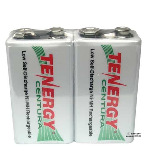 Tenergy Centura200mAh, 9v, Li-ion
