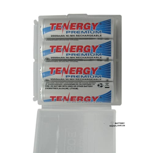Tenergy2500mAh, 1.2V, Ni-MH